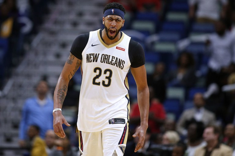 Is A Trade For Anthony Davis Incoming Lakers Fanclub Uk