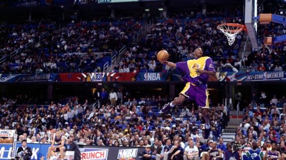 Bryant All-Star Slam dunk