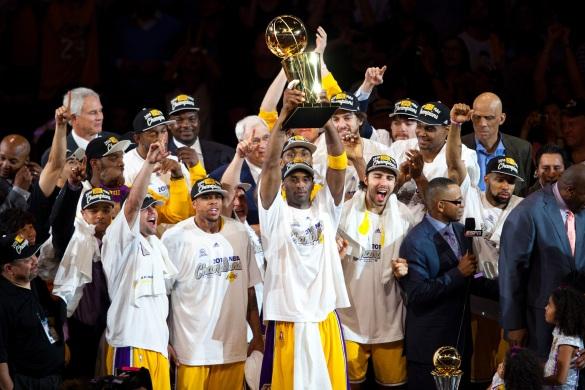 NBA: June 17: NBA Finals: Game 7:  Celtics at Lakers