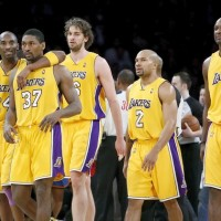 Looking Back At The 2010 Lakers Championship Roster